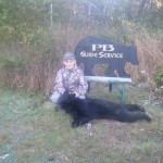 Maine Black Bear 2011