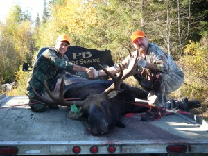 Maine Moose Hunt WMD 4
