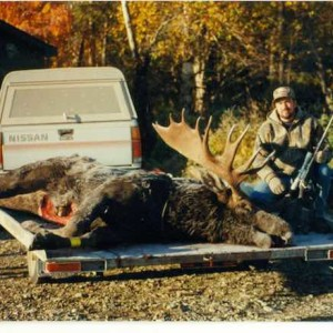 Maine Moose Hunting8